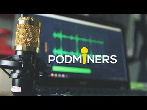 PODMINERS  блокчейн-платформа для  продвижения вашего бренда.