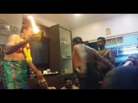 Ayyappa padi poojai,Karuppar swamy song by vst vikram samy @ vst thanes samy 18/11/2016