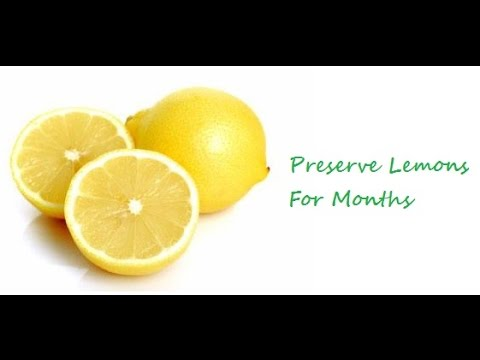 How To Store Lemons | Preserve Lemon Juice | Store Nimbu .