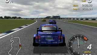 Total Immersion Racing Gameplay