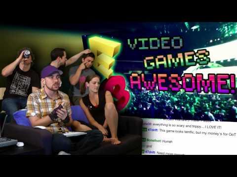 E3 2011 Show and Trailer Roundup!