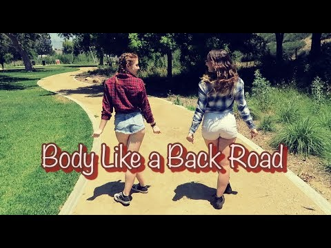 LA goes COUNTRY! -Body Like a Back Road