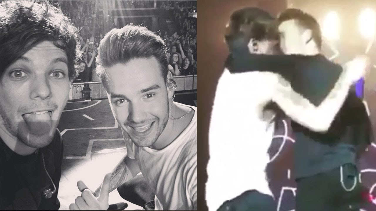 Liam Payne Hugging Fans Liam Payne and ...