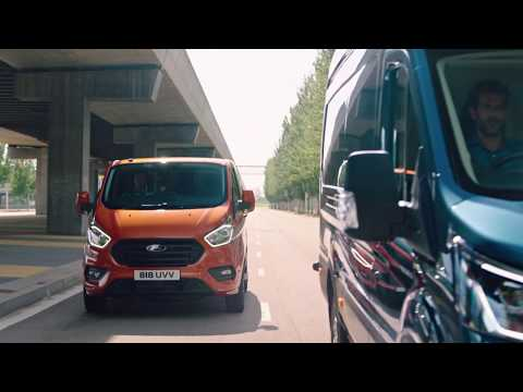 Driving Experience & Comfort Convenience | New Ford Transit | Ford UK