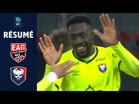 Guingamp Caen Goals And Highlights