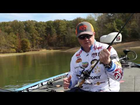 Mark Rose Debuts New Lew's Ledge Rods