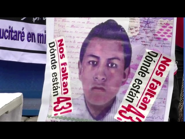 Warrants issued as Mexico remembers its disappeared 43 students