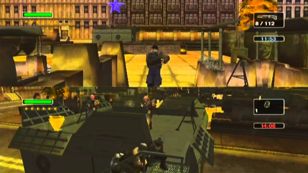 Freedom Fighters Gamecube Split Screen Multiplayer Youtube