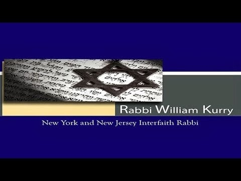 Rabbi William Kurry   Interfaith Marriages and ceremonies in New Jersey