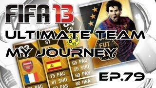 FIFA 13 LIVESTREAM - My Ultimate Team Journey - Ep.79 - Teams?