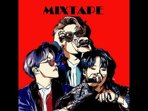 BTS(방탄소년단) _ RAP LINE´S MIXTAPES ~ (RM , Agust D , j-hope)