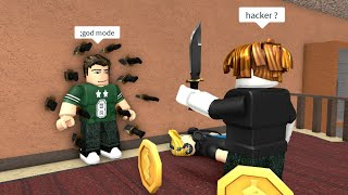 ROBLOX Murder Mystery 2 FUNNY MOMENTS (BOAT 2)