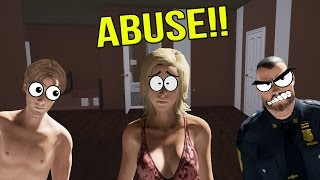 Catch a Lover Funny Moments - ABUSE!!
