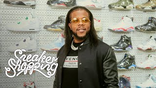 Rowdy Rebel Goes Sneaker Shopping With Complex