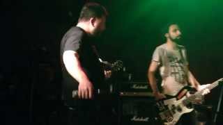 Iron Chic - Time Keeps On Slipping Into The (Cosmic) Future live @ Café Sputnik 5/15/14
