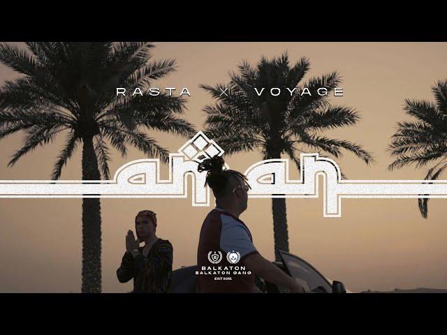RASTA x VOYAGE - AMAN (OFFICIAL VIDEO)