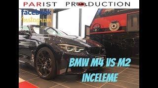 Yeni BMW M4 ve M2 inceleme NEW BMW M4 vs M2 Review