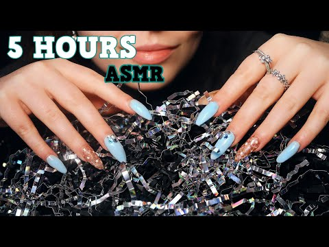 [ASMR] 5 HOURS Of Intense Triggers For Sleep