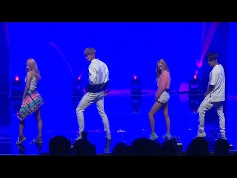 KARD 'RUMOR' Showcase Stage (카드, 올라 올라, Oh NaNa, Don't Recall, RUMOR)