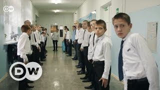 Rusya suç işlemiş gençleri asker olarak yetiştiriyor - DW Türkçe