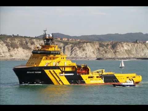 Infomarine Ship Report: Brage Viking