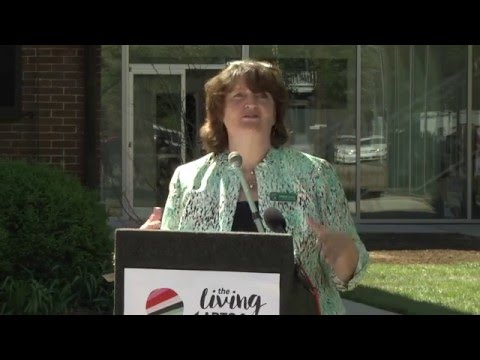 Living Arts and Science Center 2016 Press Conference