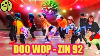 DOO WOP - MONTANA TUCKER - POP - ZIN 92 - ZUMBA