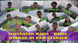 Download Mp3 Singkatan Nama-nama Daerah Di Kab.cianjur#retake