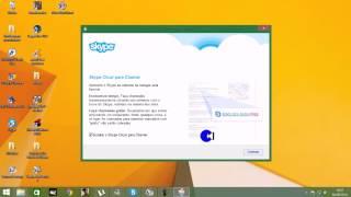 Como Baixar o Skype para Windows 8 E Windows 8.1 (Fucionado)