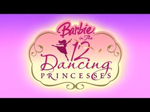 Barbie in The 12 Dancing Princesses - Opening