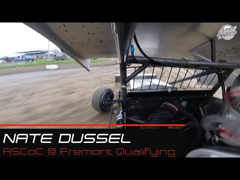 Nate Dussel | ASCoC @ Fremont Speedway Qualifying | 5.26.19