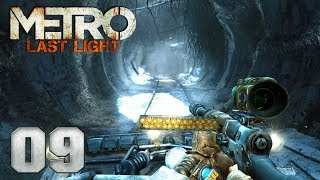 🔥 Metro Last Light [009] [Der Weg nach Venedig] Let's Play Gameplay Deutsch German thumbnail