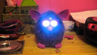 Furby Dancing to Jungle, Original Nutter Shy Fx Funny,