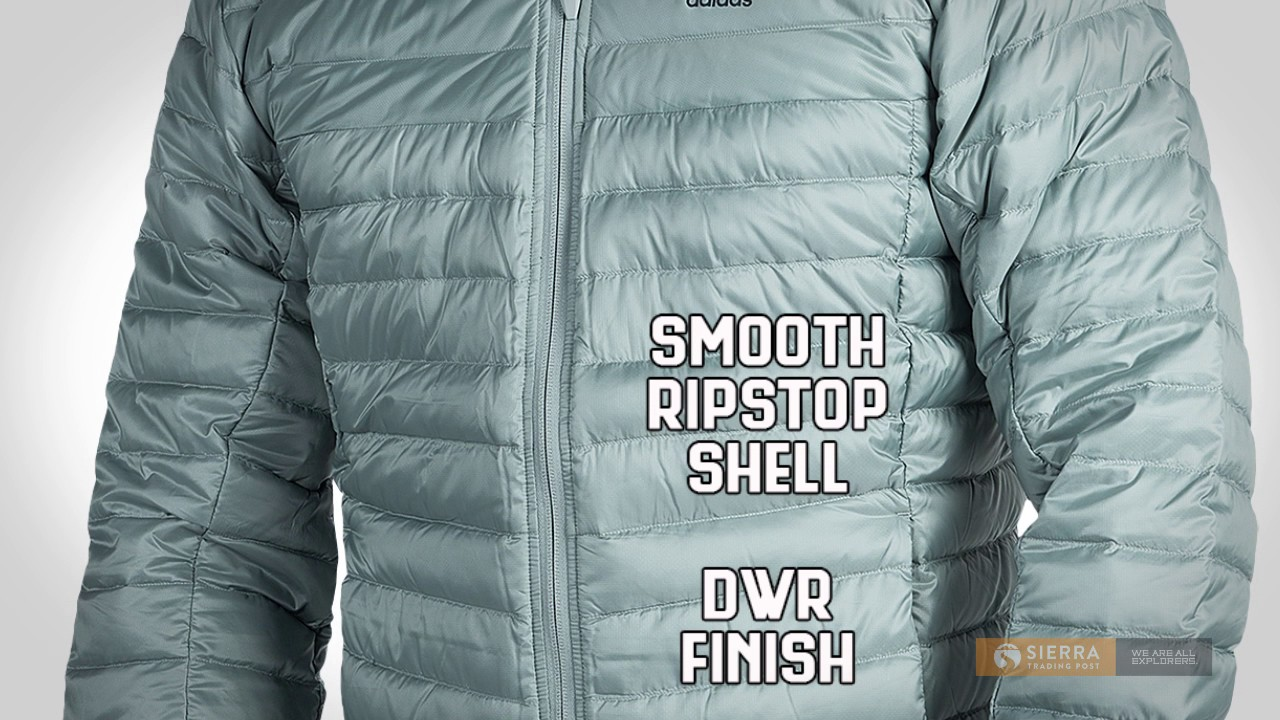004b2b593e24 adidas outdoor Frostlight ClimaHeat® Hooded Down Jacket - 700 Fill Power  (For Men)