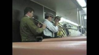 """Show Me the Way to Go Home"" -  West End Jazz Band (Train to Hudson Lake - Fall 2008)"