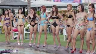 Miss Club Asia 2013 Pool Party