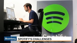 Spotify Can't Live on $10 a Month