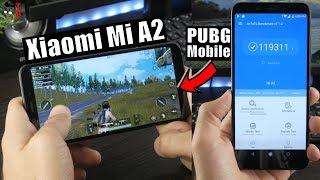 Xiaomi Mi A2 Performance Test: Benchmarks & Games