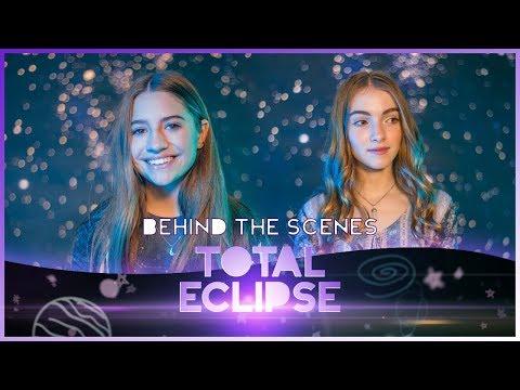 TOTAL ECLIPSE | Behind the Scenes | Kenzie & Lauren