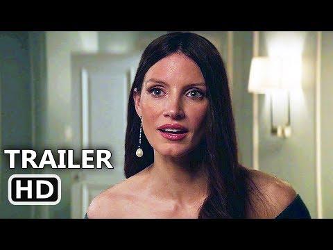 MOLLY'S GAME Teaser Trailer (2017) Jessica Chastain, Idris Elba, Poker Movie HD