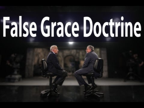 False Grace Doctrine | Dr. Michael Brown | Ask Sid