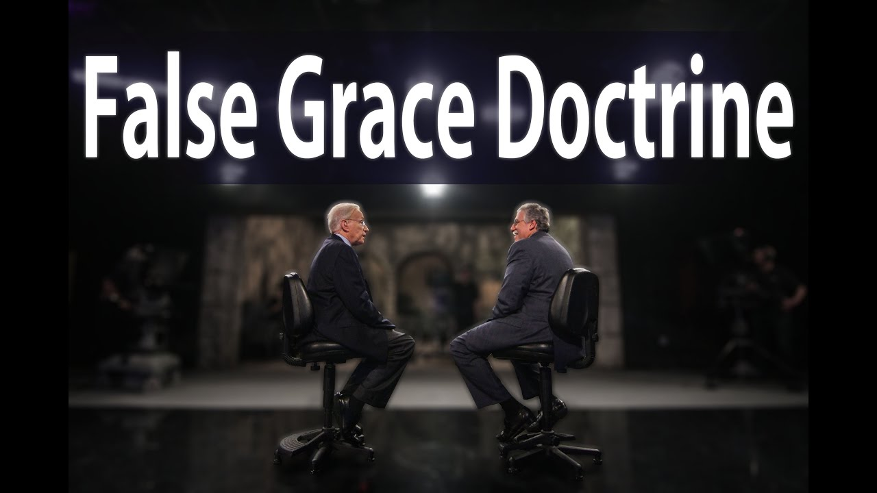 False Grace Doctrine | Dr. Michael Brown 
