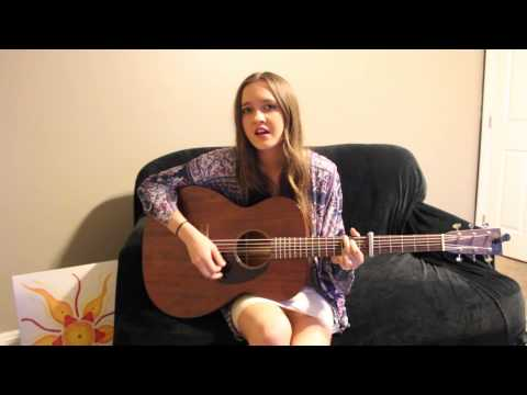 Flesh and Bones-Keaton Henson (Cover by Carlee Larson)