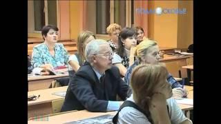 Уроки с интерактивной доской(Репортаж канала