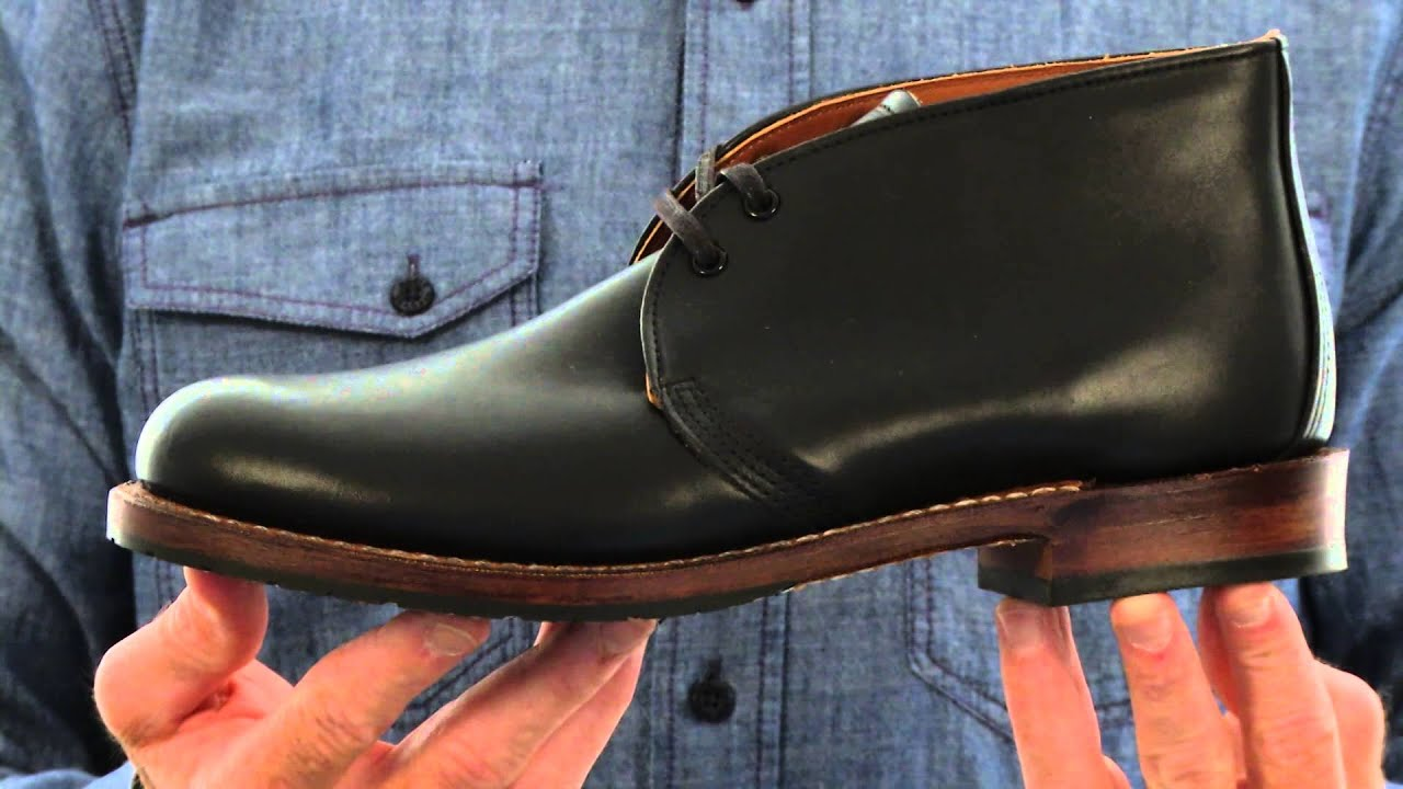 74659be279522 Red Wing Heritage Beckman Chukka SKU:7738371