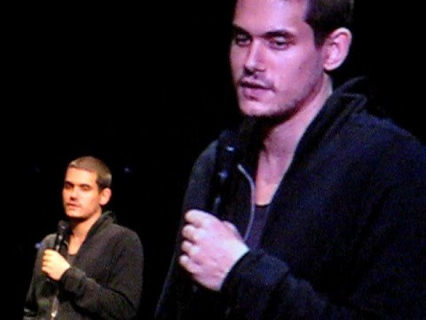 John Mayer on Sex Appeal Live at Berklee College of Music