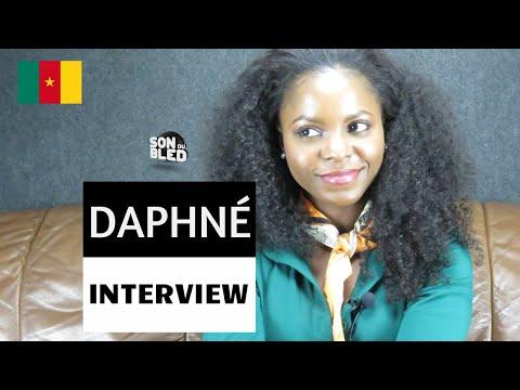 DAPHNÉ :  À mon anniversaire j'inviterai Fally ipupa, Mr Léo et ....