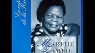 Marthe Zambo Avec toi CAMEROUN