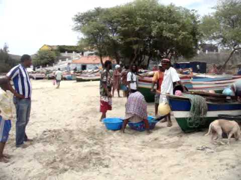 Fish Market in Cape Verde