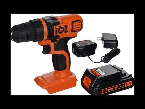 Review Best Drill Lithium-Ion Battery Must Buy it